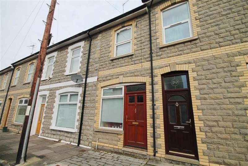 1 Bedroom Terraced House for sale in Plassey Street, Penarth, Vale Of Glamorgan