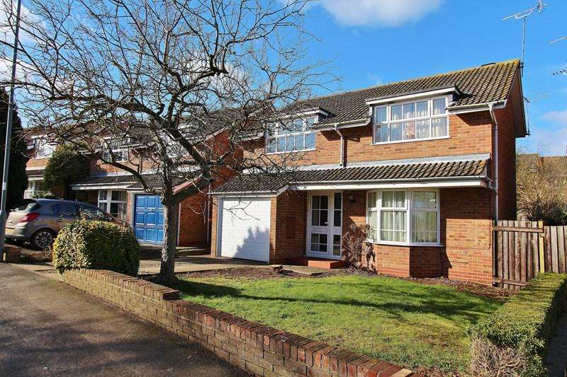 4 Bedrooms Detached House for sale in Hurn Lane, Keynsham, Bristol