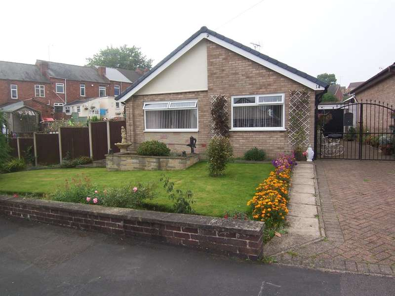 2 Bedrooms Bungalow for sale in Calladine Close, Heanor