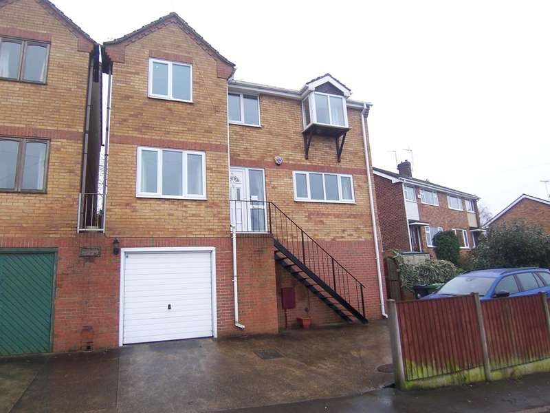 5 Bedrooms Detached House for sale in Laceyfields Road, Heanor