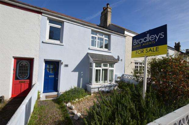 3 Bedrooms Terraced House for sale in Ringmore Road, Shaldon, Devon