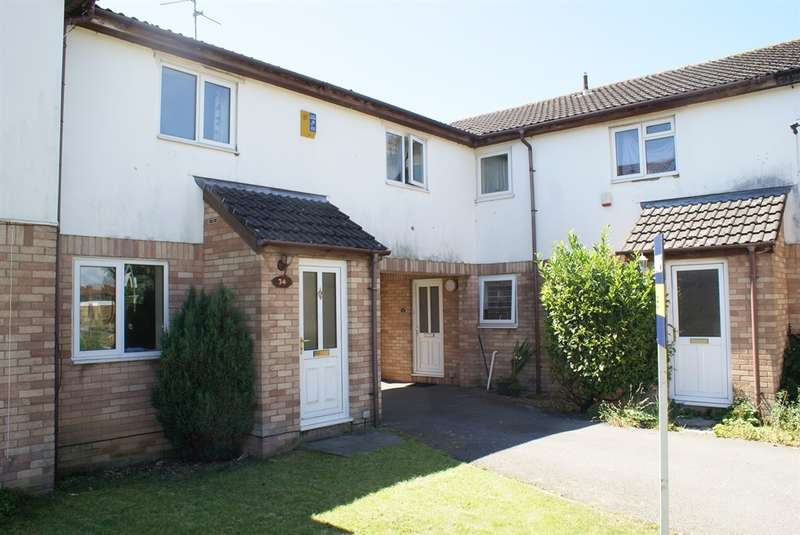 2 Bedrooms Terraced House for sale in Bulrush Close, St. Mellons, Cardiff