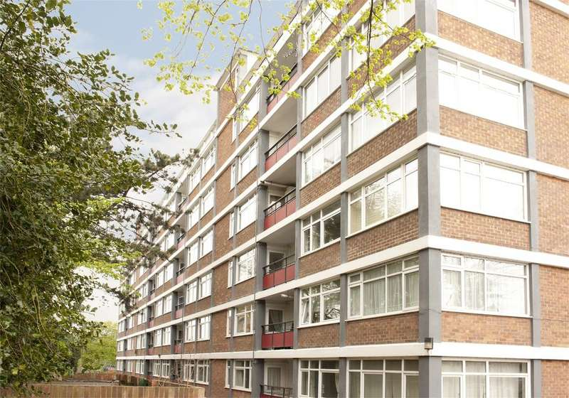 2 Bedrooms Apartment Flat for sale in Yale House, Rivermead, Wilford Lane, Nottingham, NG2
