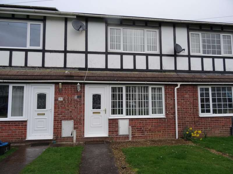 2 Bedrooms Terraced House for sale in GREENACRES, SOUTH CORNELLY, CF33 4SF