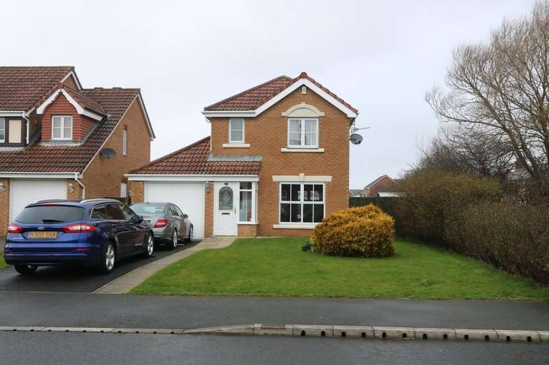 3 Bedrooms Detached House for sale in Gamble Road, Thornton-Cleveleys