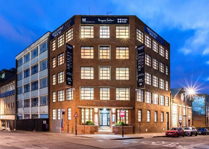 3 Bedrooms Flat for sale in Queensway House, 57 Livery Street, Birmingham City Centre, West Midlands, B3
