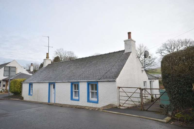 3 Bedrooms Cottage House for sale in 12 Dalmellington Road, Straiton, KA19 7NG