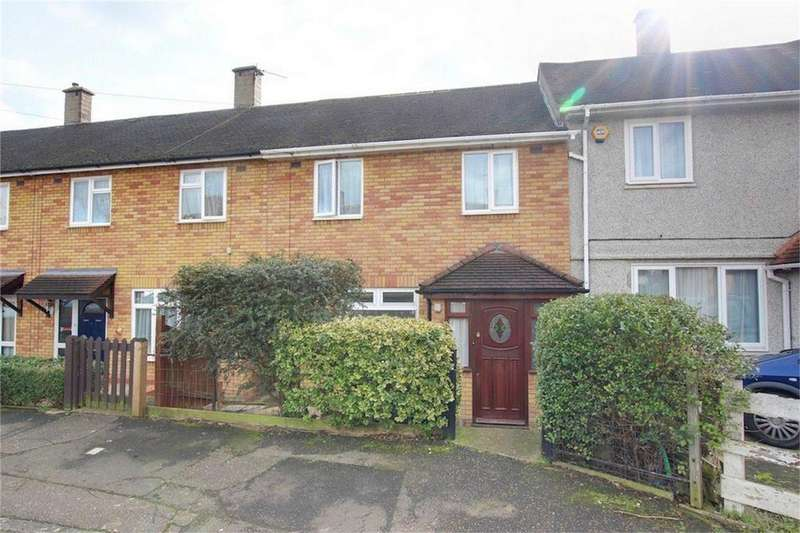 3 Bedrooms Terraced House for sale in Parkmead, Loughton, Essex