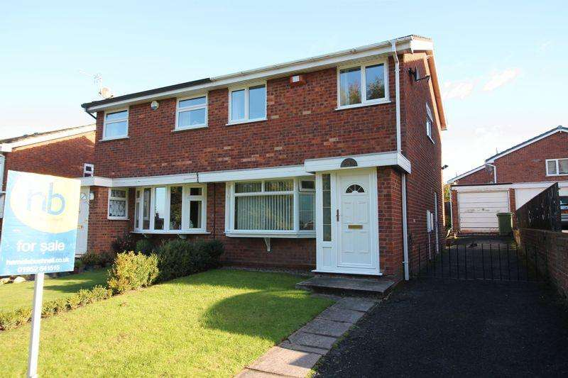 3 Bedrooms Semi Detached House for sale in Arleston Lane, Arleston, Telford