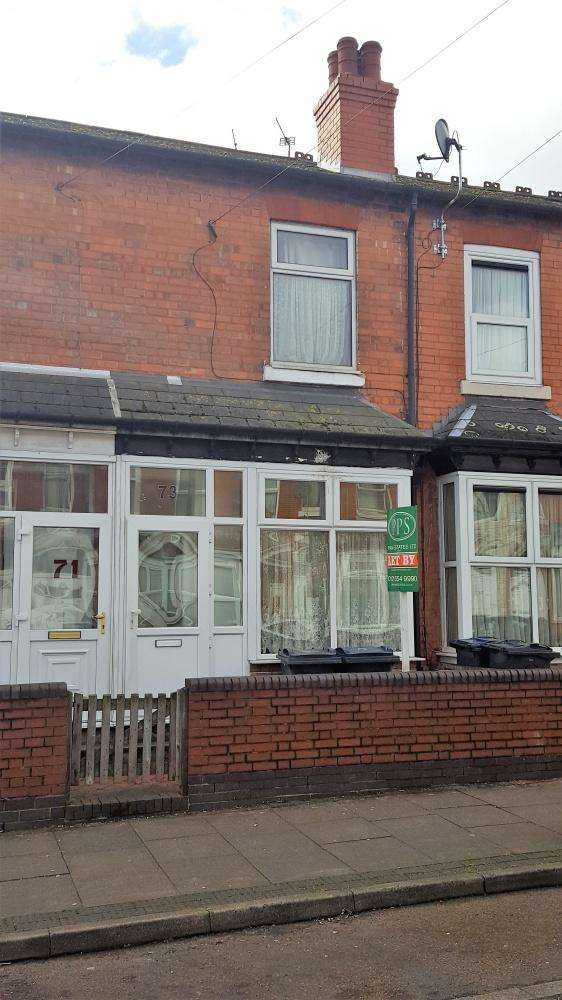 3 Bedrooms Terraced House for sale in , FARNHAM RD, HANDSWORTH, B21