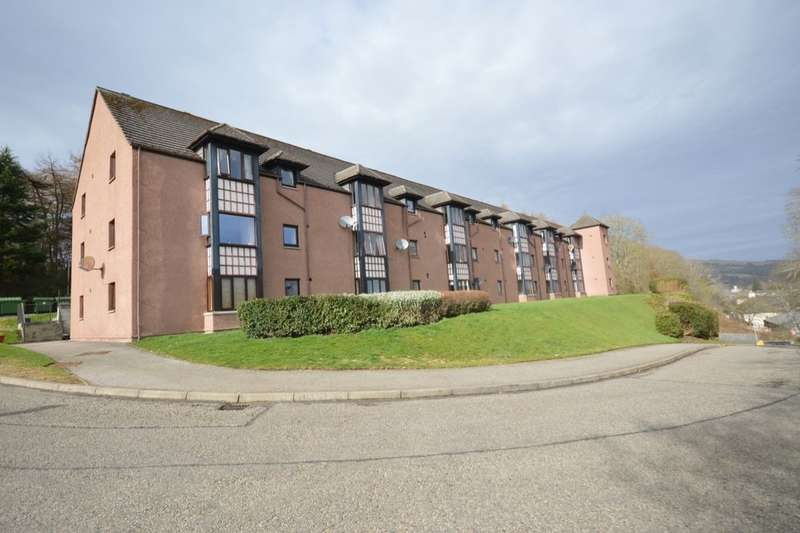 2 Bedrooms Flat for sale in Old Distillery, Dingwall, IV15
