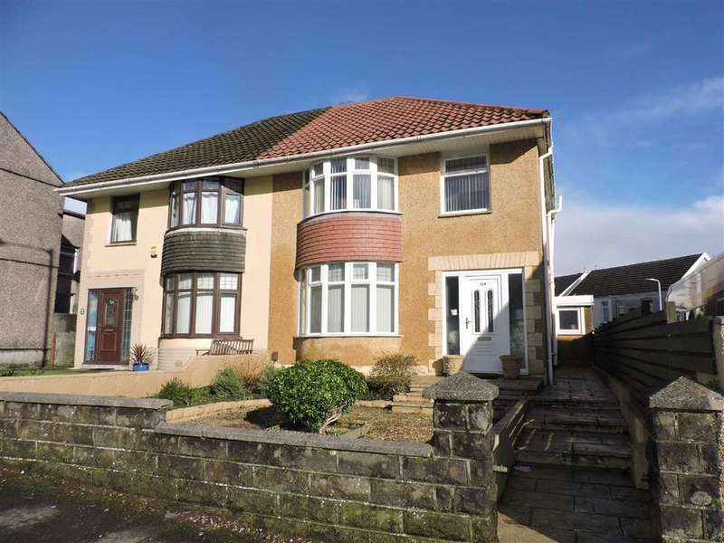 3 Bedrooms Property for sale in Llangyfelach Road, Treboeth