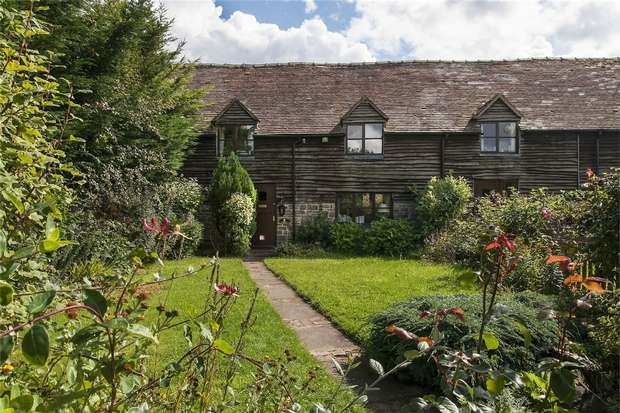 3 Bedrooms Cottage House for sale in Halford, Craven Arms, Shropshire