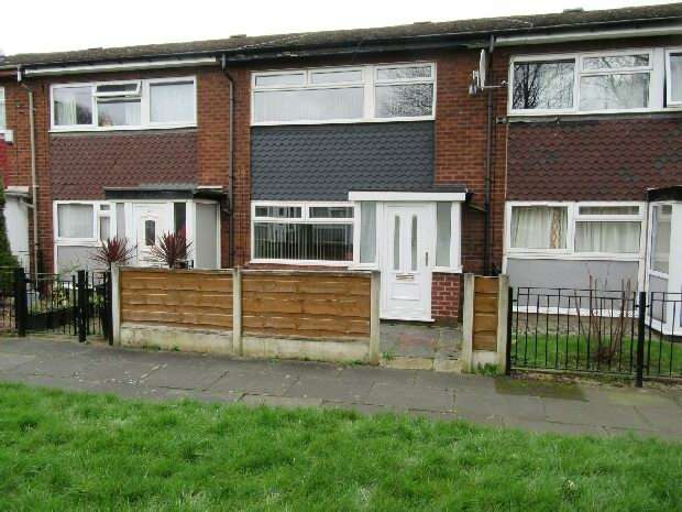 3 Bedrooms Terraced House for sale in Shrewsbury Court, Old Trafford, Manchester