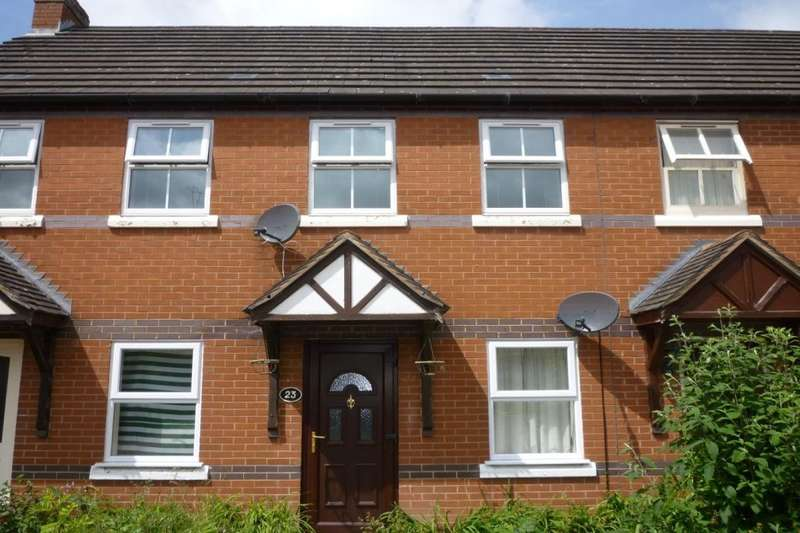 1 Bedroom Flat for sale in Stonebridge Close, Telford, TF4