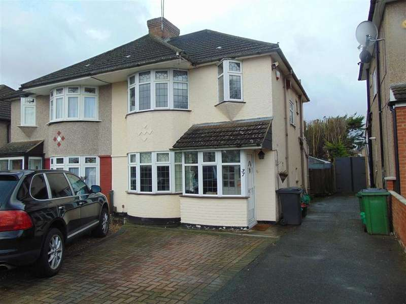 3 Bedrooms Semi Detached House for sale in Pleasance Road, St Pauls Cray, Kent