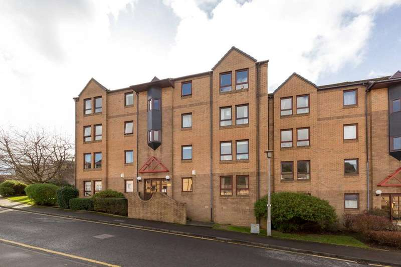 2 Bedrooms Flat for sale in 15/2 Parkside Terrace, Newington, EH16 5XW