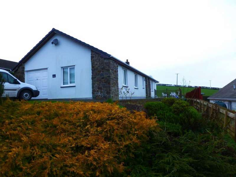 3 Bedrooms Bungalow for sale in Rhiwgoch, Aberaeron, Ceredigion