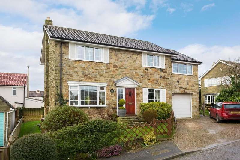 4 Bedrooms House for sale in Stonelands Close, Sheriff Hutton, Sheriff Hutton, York