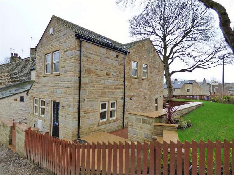 3 Bedrooms End Of Terrace House for sale in Dye House Fold, Oakenshaw, Bradford