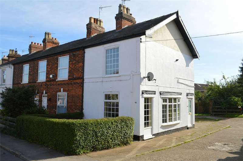 2 Bedrooms End Of Terrace House for sale in Marlborough Avenue, Hornsea, East Riding of Yorkshire