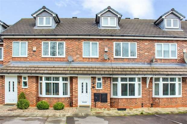 4 Bedrooms Terraced House for sale in Alexandra Grove, Liverpool, Merseyside