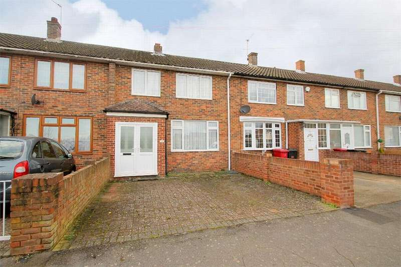 2 Bedrooms Terraced House for sale in Slough, Berkshire