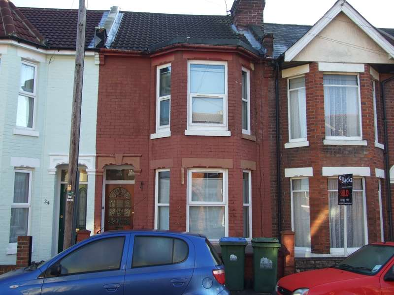 5 Bedrooms House for rent in Portswood