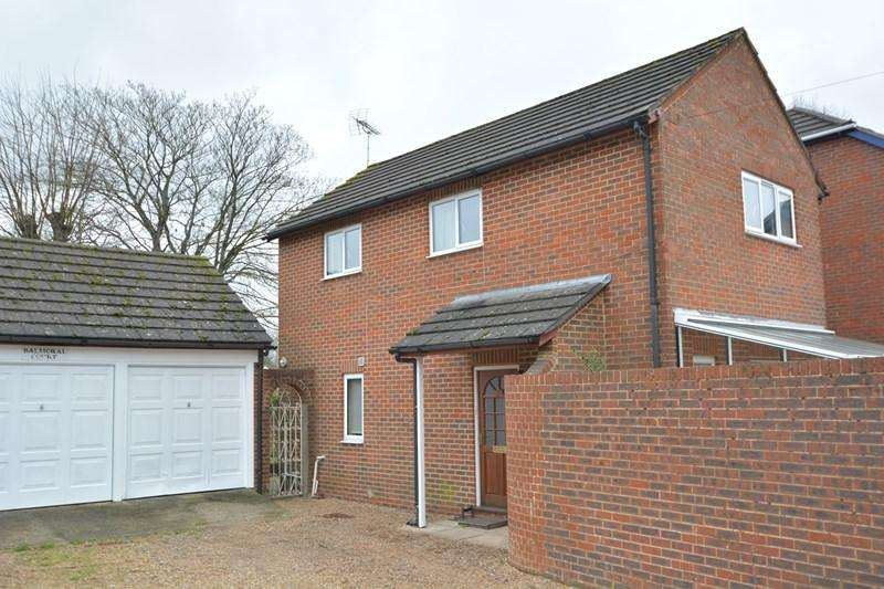 3 Bedrooms Detached House for sale in Balmoral Court, Andover