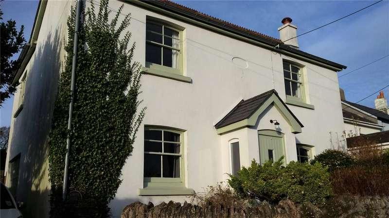 3 Bedrooms Detached House for sale in Park Lane, Blackawton, Totnes, TQ9