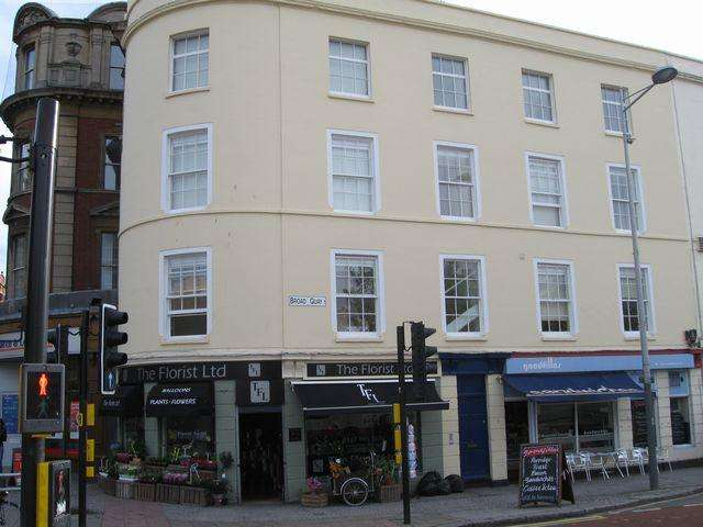 5 Bedrooms Flat for rent in Broad Quay, Bristol, BS1