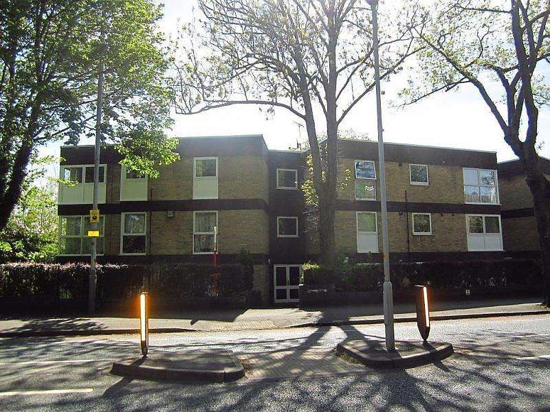 1 Bedroom Flat for sale in Thurlby Court, Wolverhampton