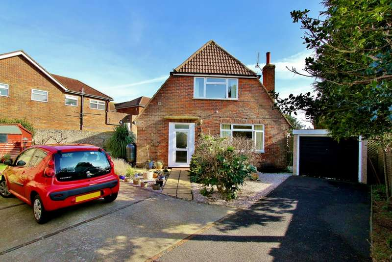 4 Bedrooms Detached House for sale in Ashacre Lane, Worthing, BN13