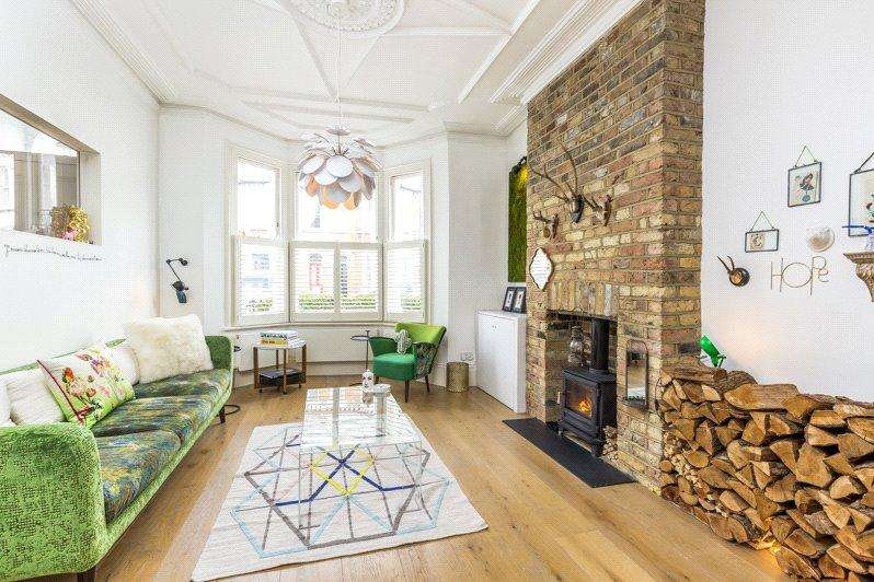 4 Bedrooms House for sale in Leathwaite Road, London, SW11