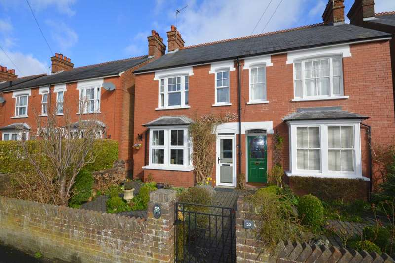 3 Bedrooms Semi Detached House for sale in Wey Lane, Old Chesham HP5