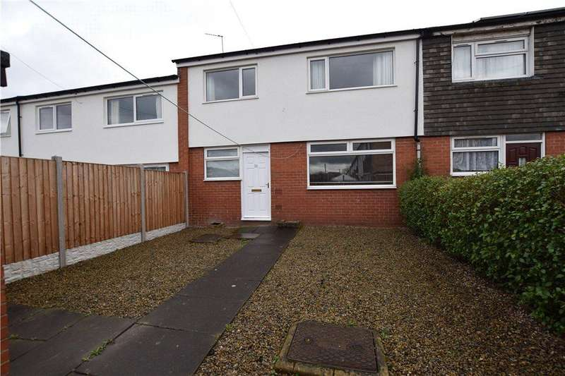 3 Bedrooms Terraced House for sale in Oatland Close, Leeds