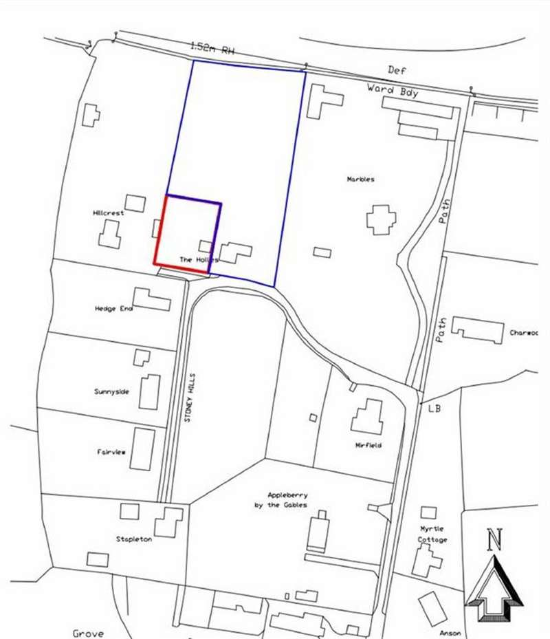 4 Bedrooms Land Commercial for sale in Stoney Hills, Burnham-on-Crouch, Essex