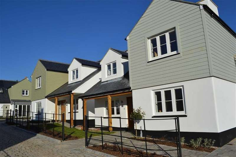 4 Bedrooms Semi Detached House for sale in Lower Street, Chagford, Newton Abbot, Devon, TQ13