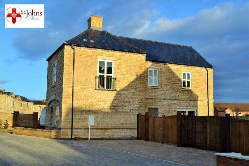 4 Bedrooms Detached House for sale in Medland Drive, Bracebridge Heath, LN4