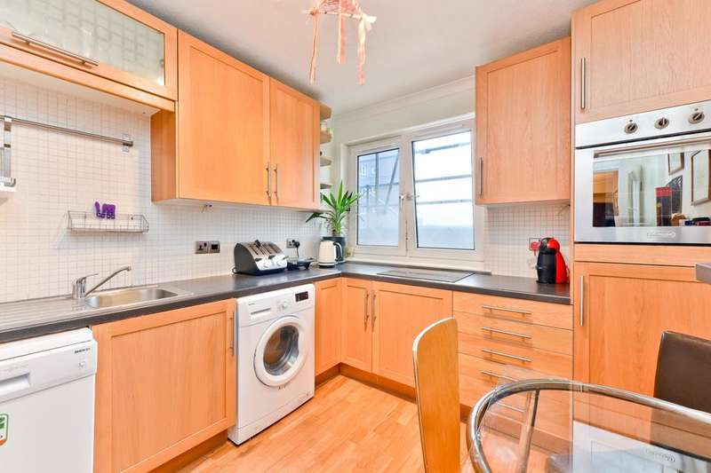 2 Bedrooms Flat for sale in Portland Street, London SE17