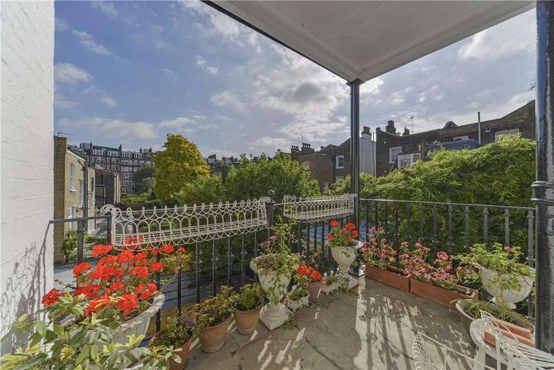 5 Bedrooms Flat for sale in Abingdon Gardens, 40 Abingdon Villas, Kensington, London, W8