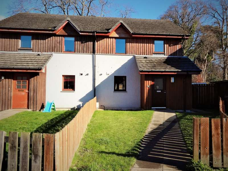 3 Bedrooms Semi-detached Villa House for sale in 12 MacKintosh Place, Inverness, IV2 3US
