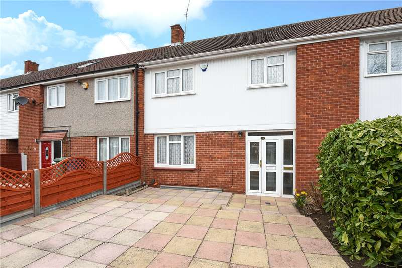 3 Bedrooms House for sale in Paulhan Road, Harrow, Middlesex, HA3