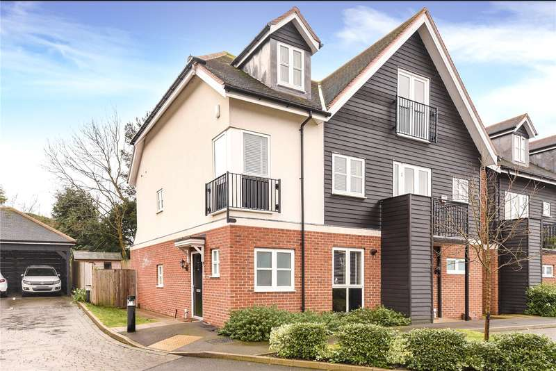4 Bedrooms Semi Detached House for sale in Mill Drive, Ruislip, Middlesex, HA4