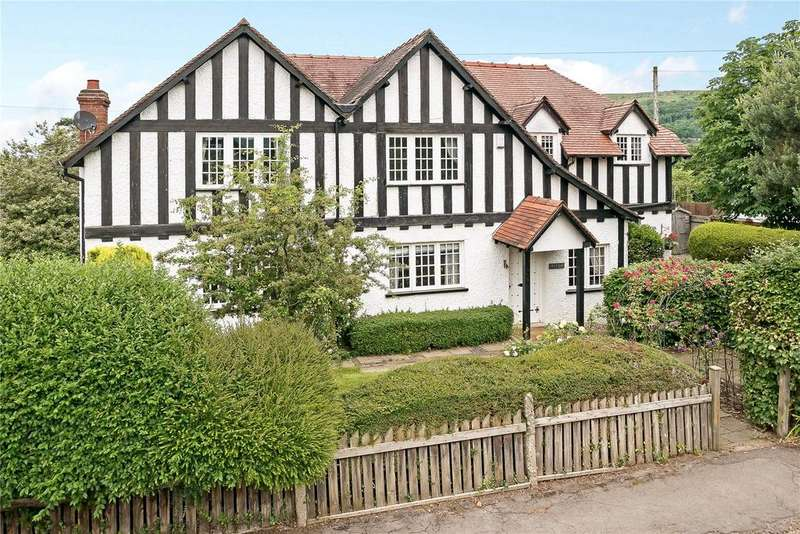 5 Bedrooms Detached House for sale in Park Lane, Prestbury, Cheltenham, Gloucestershire, GL52