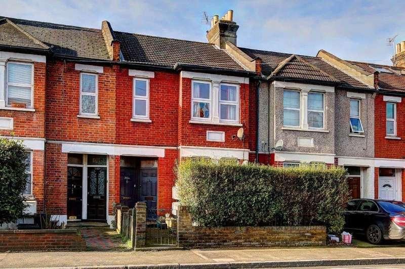1 Bedroom Maisonette Flat for sale in Kingston Road, London, SW20 8LN