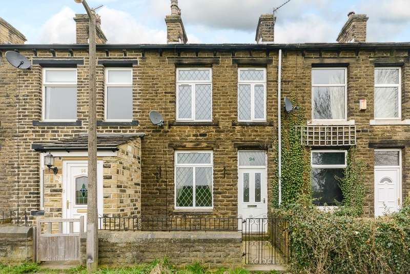 3 Bedrooms Terraced House for sale in Carr House Gate,BRADFORD, BD12 8ER