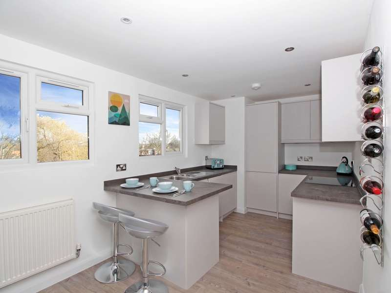 1 Bedroom Flat for sale in Worbeck Road, LONDON, SE20
