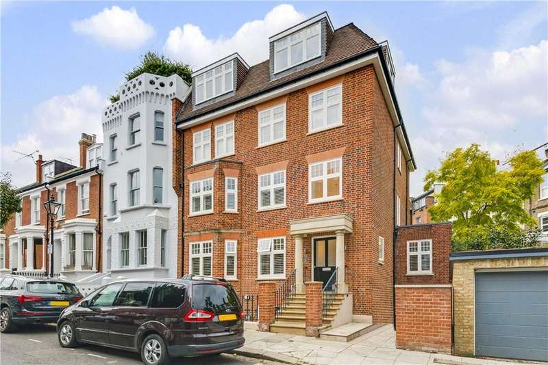 2 Bedrooms Flat for sale in Pilgrims Lane, Hampstead, London, NW3