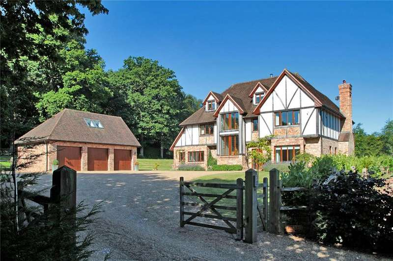 6 Bedrooms Detached House for sale in Sloop Lane, Scaynes Hill, West Sussex, RH17